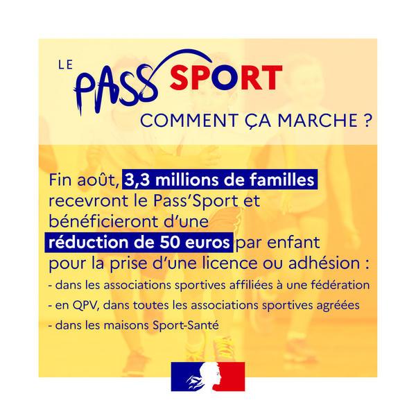 pass sport 2